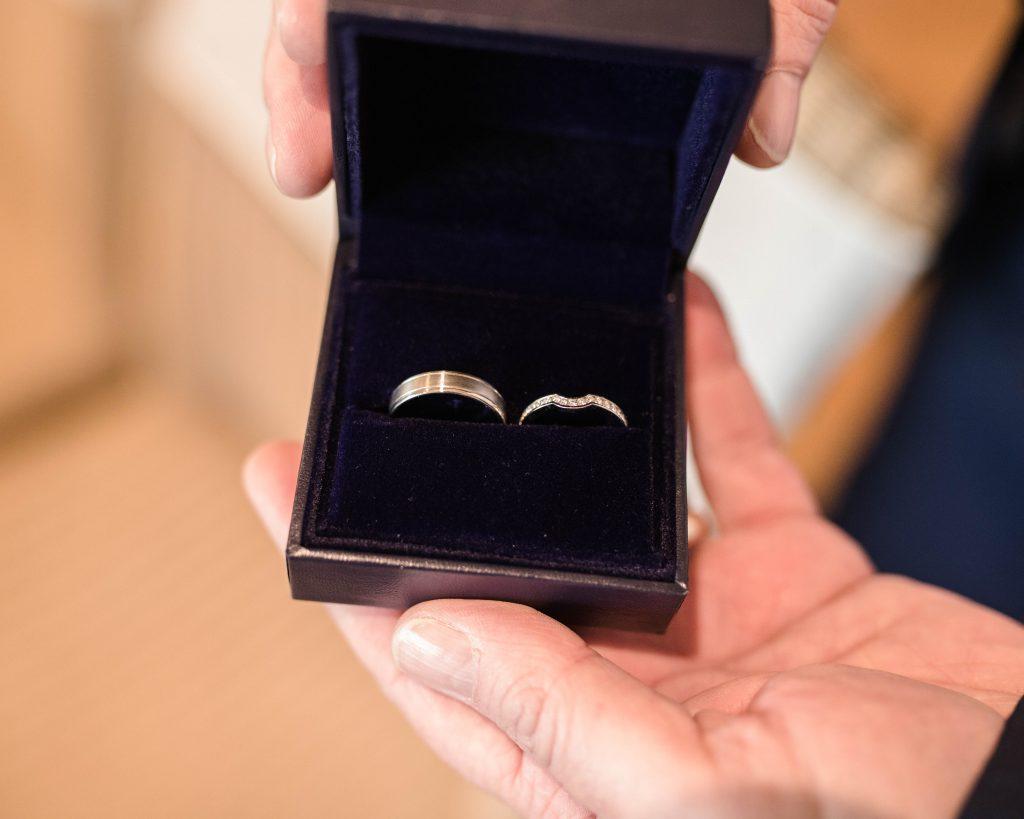 the wedding rings, Lancashire wedding photography.