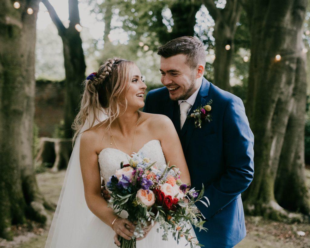 teepee wedding in Chorley