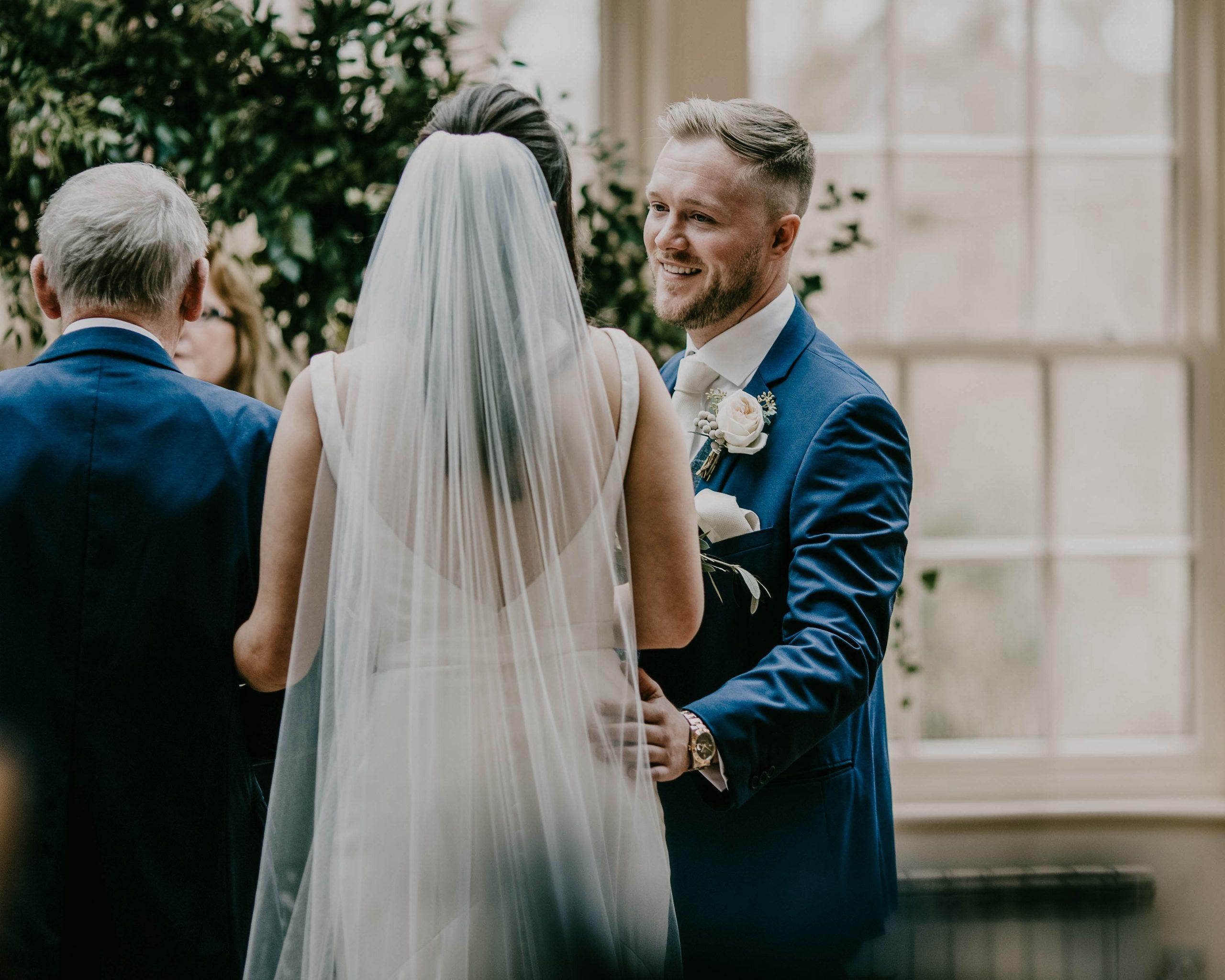 wedding at Mitton Hall in lancashire