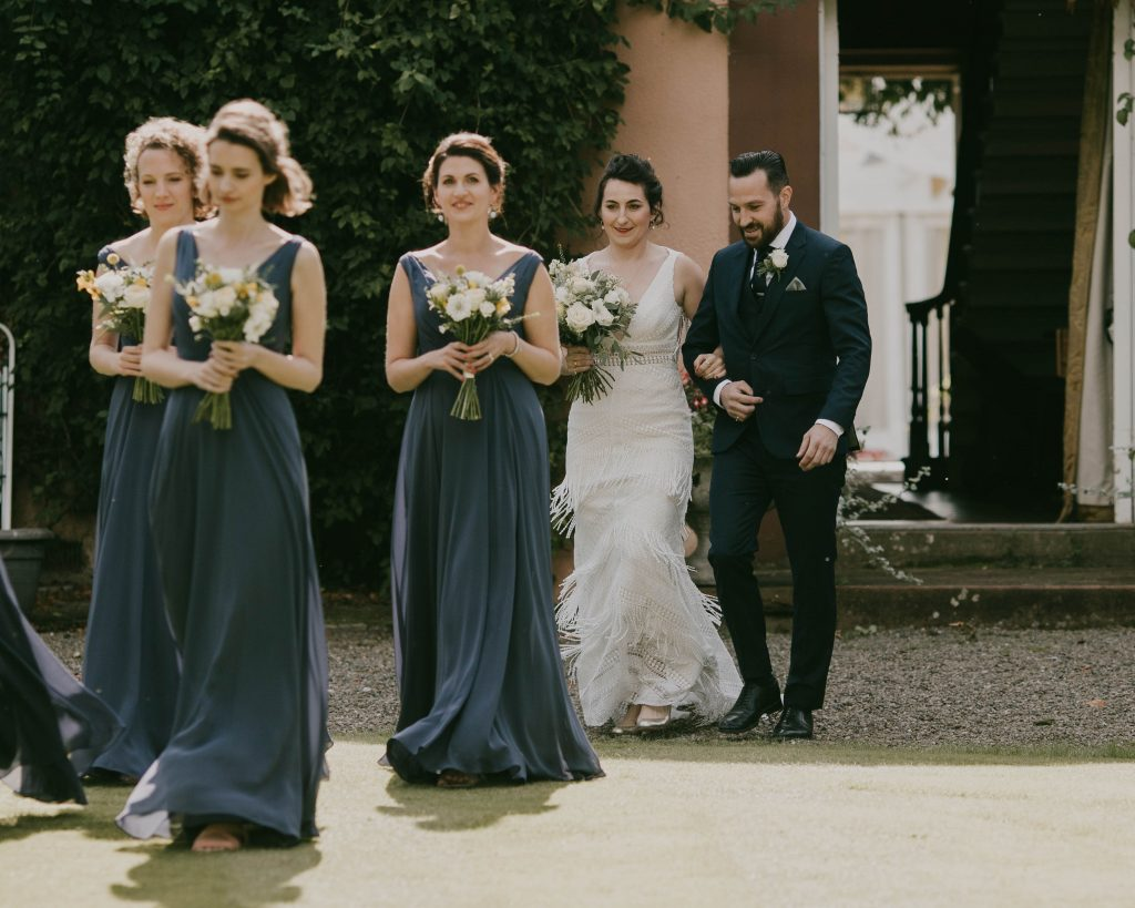 low house wedding in Lake District
