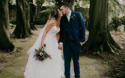 Harry Potter Themed Teepee Wedding in Chorley