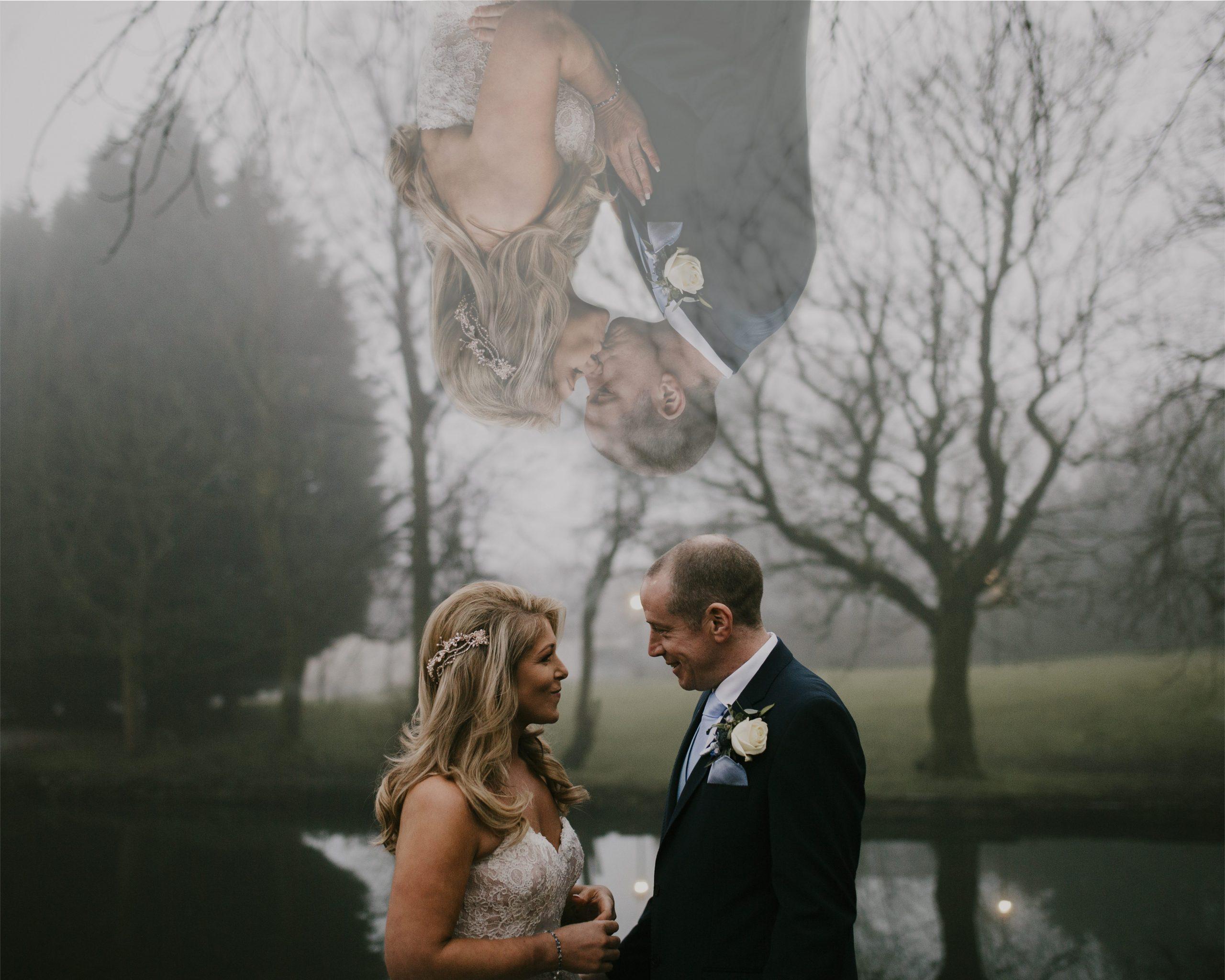 Lancashire wedding photographer, intimate wedding